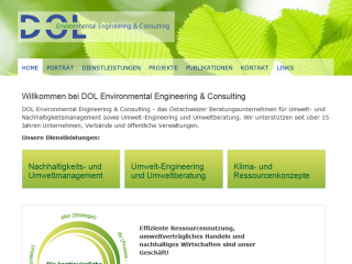 Pagewerkstatt: DOL Environmental Engineering